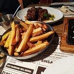 Patatas y Novillo