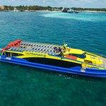 Overseas Ferry One Way Ticket - Premium Plus Class