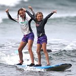 Group Surf Lesson in Lahaina