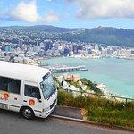 Wellington Hop-on Hop-off bustour
