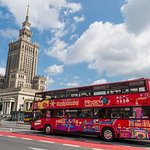 City Sightseeing Warsaw Hop-On Hop-Off Bus Tour