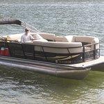 奧斯汀湖黨船-12乘客浮橋船
