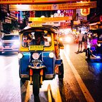 Tuk Tuk Adventure & Thai Street Food