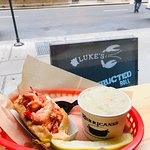 Luke's Lobster City Hall照片