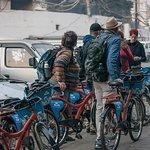 Delhi By Cycle & Old Delhi