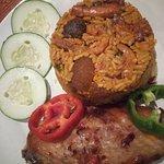 Tasty Naija Meal