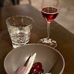 Dessert and perfect wine