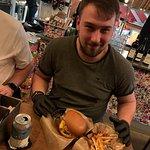 Bilde fra Hekkan Burger