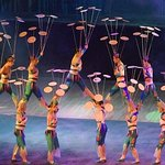 Beijing Night Tour Of Acrobatics Show Including Private Transfer
