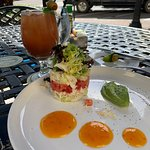 Great Presentation & Good Bloody Mary's