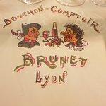 Photo de Bouchon Comptoir Brunet