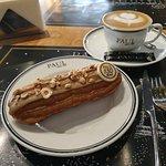 Десерт в кафе Paul