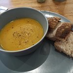 Carrot and cumin soup