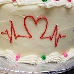 Hashtag Cake EKG