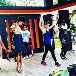 Clase de baile de salsa en San Juan