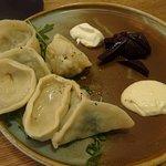 Pierogi - choice of 3 tastes