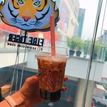 ภาพถ่ายของ Fire Tiger Milk Tea By Seoulcial Club