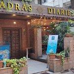 Bild från Madras diaries