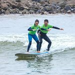 Surf class for everyone | Includes transportation