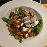 The Fat Duck Grilled Lamb Salad