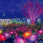 Ashikaga Flower Park Illumination Admission Ticket