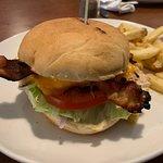Delightful Chicken Burger w/ Fries