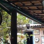 vista do restaurante a partir da varanda
