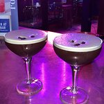 Lowspresso Martinis