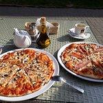 Smaczna pizza w Orłowskiej Pizzerii