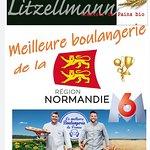 M6 tv meilleure boulangerie de France.gagnant region Normandie  Tv. Best bakery of France. Winner for Normandy
