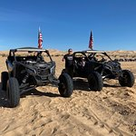 Taking a break at Glamis with AXA