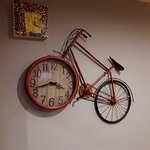 One of quirky items you'll find in Cobbies Bar and Kitch Inn.