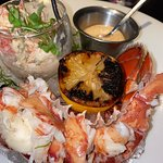 Lobster salad - succulent appeatizer!