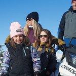 Callaghan Cruiser Snowmobile Tour