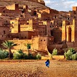 Tour of World Heritage Kasbah Ait Ben Haddou from Marrakech