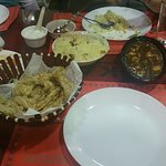 Kayaloram Restaurant located in Karam adjacent to student Biryani.