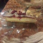 Cheesecake fichi e lamponi