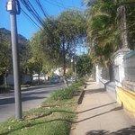 vista da Rua Ipiranga