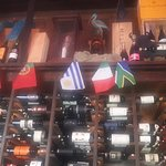 a adega entre bandeiras