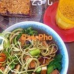 Incredibly delicious Raw Vegan Pho 5*****