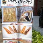 Photo of MM's Crepes