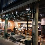 صورة فوتوغرافية لـ Starbucks