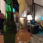 Sólo botellines (no hay cerveza de barril)