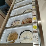 ristra de helados