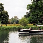 Oxford Sightseeing River Cruise Along The University Regatta Course