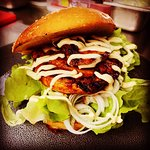 Chilli Chicken Burger