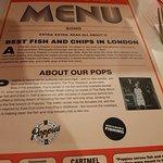 Photo of Poppies Fish & Chips Soho