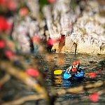 Kayaking Mreznica Canyon