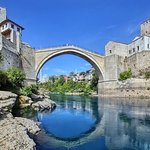 Mostar, Pocitelj and Kravice Waterfalls Private Tour from Dubrovnik