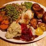 A large carvery